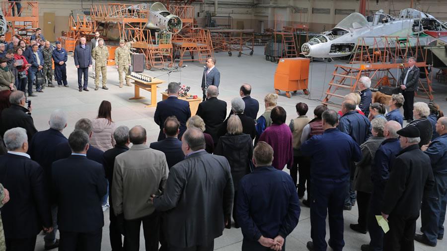 ВСУ выходит на новый этап модернизации самолетов