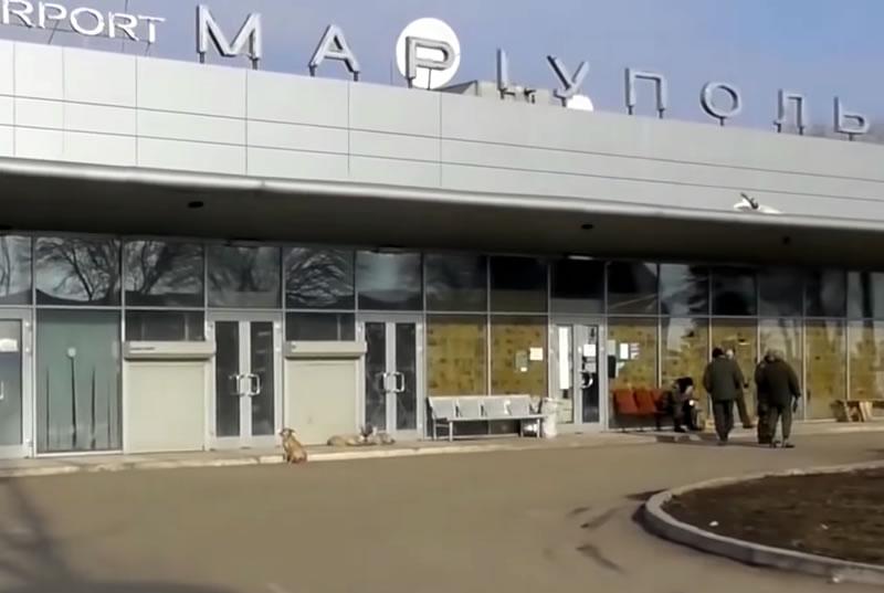 """Аэропорт """"Мариуполь"""" планируют запустить в течение 10 месяцев"""