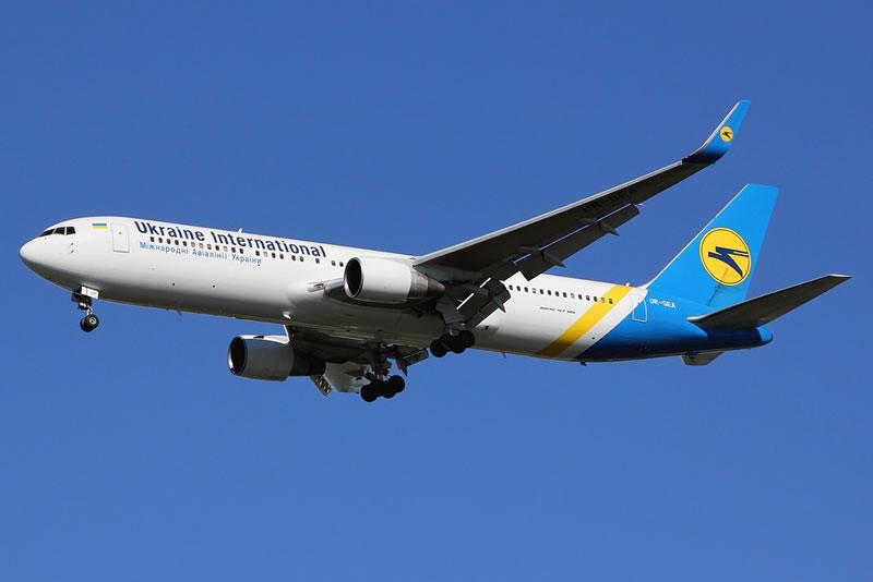 Только треть пассажиров МАУ в Индию - украинцы