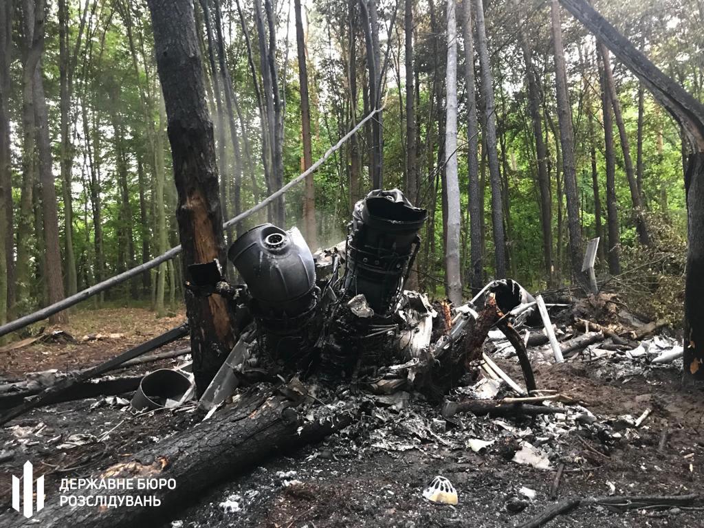После катастрофы военного вертолета запретили полеты