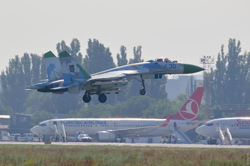 В Одесской области проходят учения Воздушных сил Украины