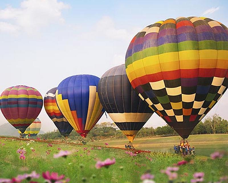 В Киеве начинается фестиваль воздушных шаров