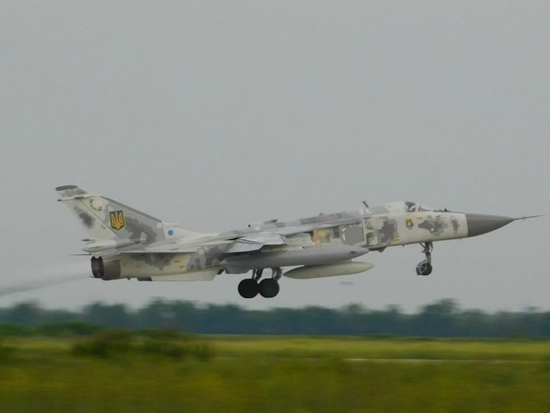 В бригаде тактической авиации получили отремонтированный самолет Су-24М