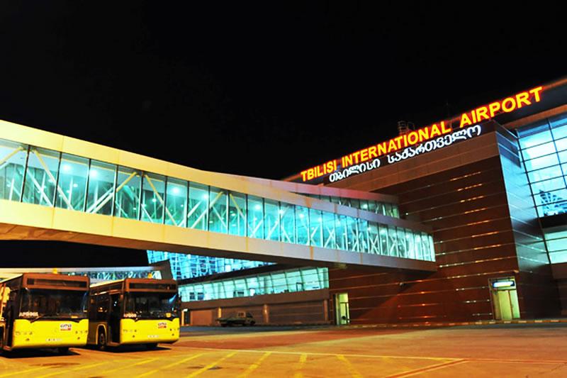 В Грузии пассажиропоток аэропортов вырос на 20% за год