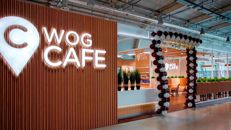 WOG CAFE открыл двери для пассажиров уже третьего аэропорта страны
