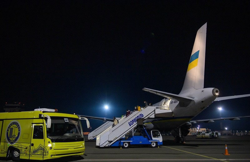 Самолет Зеленского слетал в Австрию за 200 тысяч гривен
