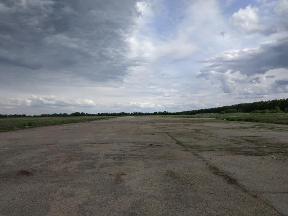 Гражданский Воздушный Патруль продолжает восстановление взлетно-посадочных площадок