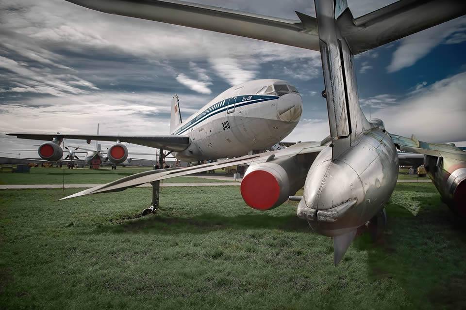С 22-го мая Государственный музей авиации открывается для посещения