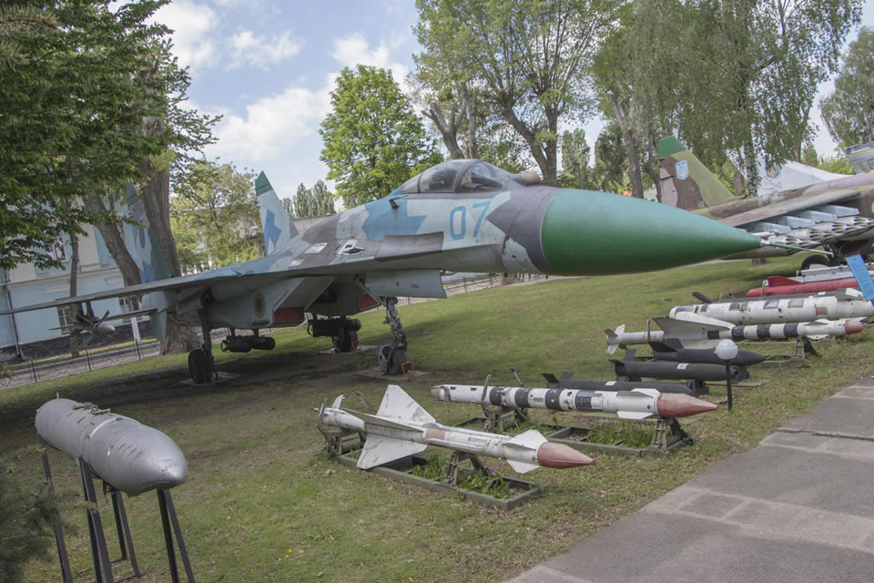 Музей Авиации Воздушных Сил приглашает в гости