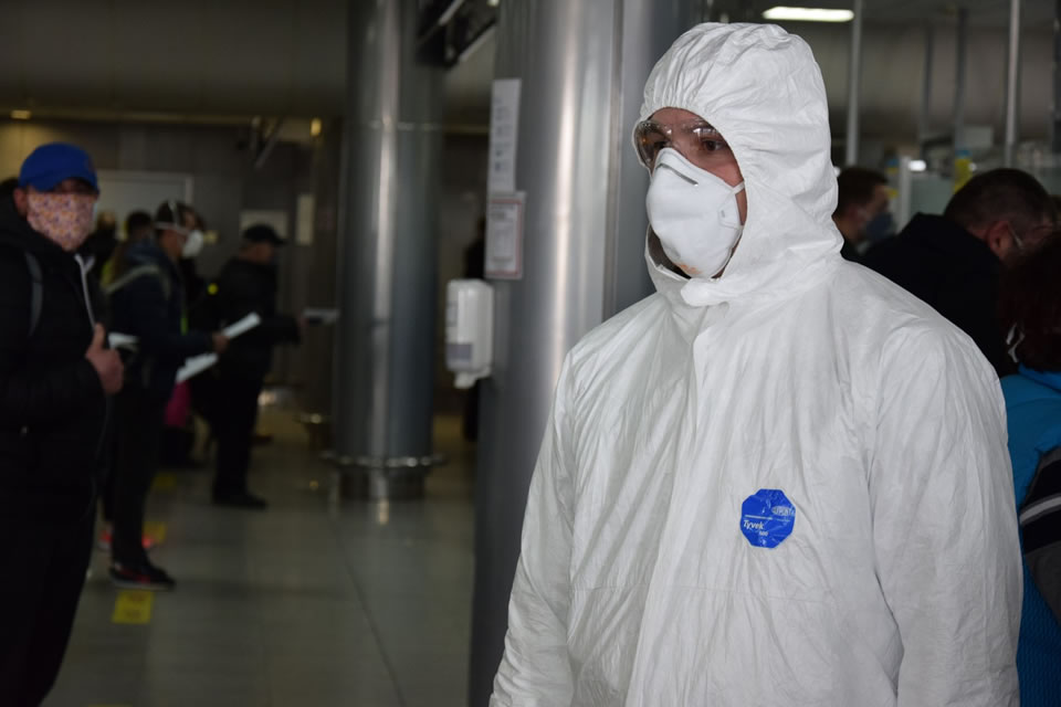 Два эвакуационных рейса прибыли из Ливана