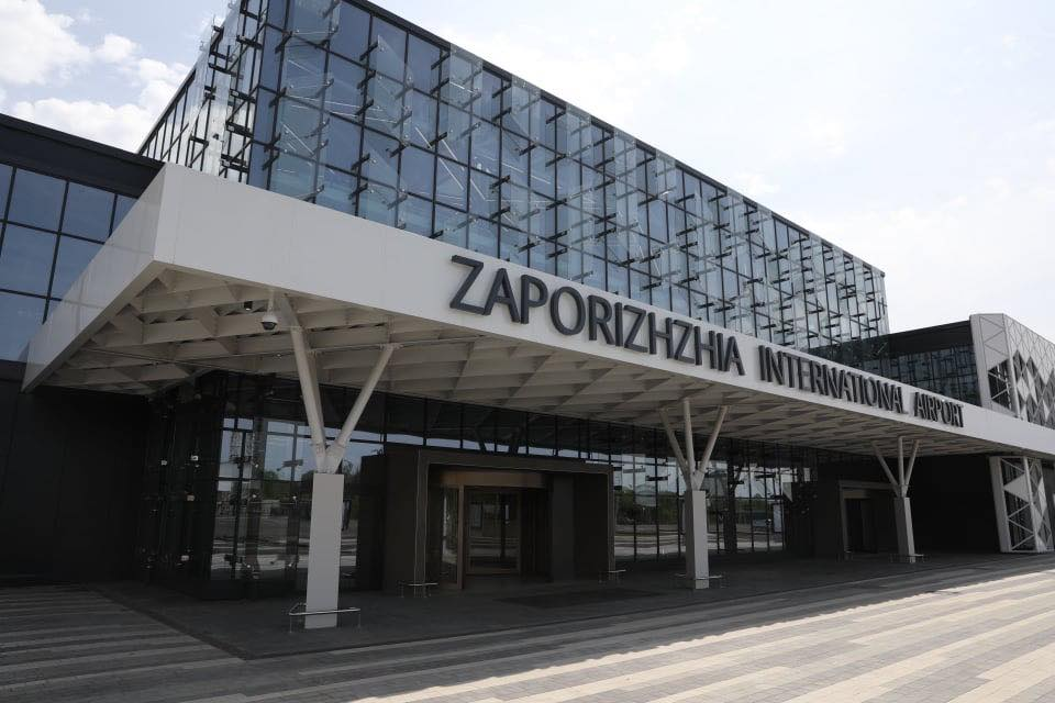 Новый терминал в Запорожье готов