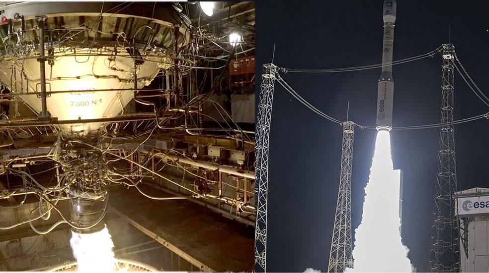 Итальянская компания купит дополнительно 10 украинских двигателей для ракеты-носителя Vega