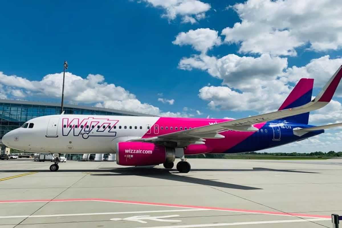 Украинская экспансия Wizz Air: 27 новых направлений!