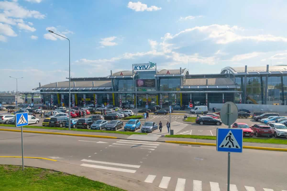 "Аэропорт ""Киев"" закроют почти на год"