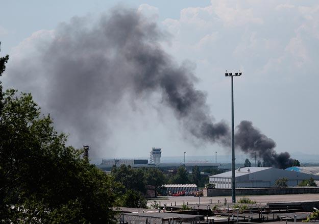 Госавиаслужба закрыла три аэропорта на востоке Украины