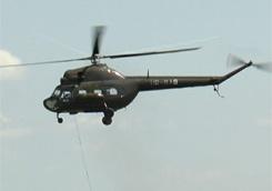 Под Харьковом проходит ежегодный Чемпионат Украины по вертолетному спорту