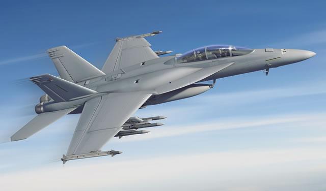 Командование ВМС США одобрило финансирование программы модернизации самолетов F/A-18 Super Hornet