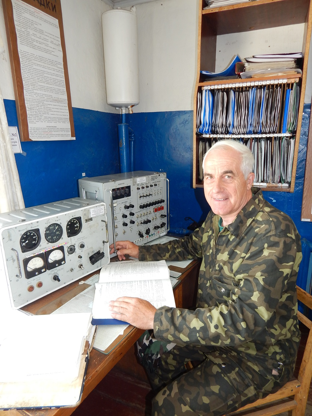 Николай Безрук: от летчика-истребителя до авиационного техника
