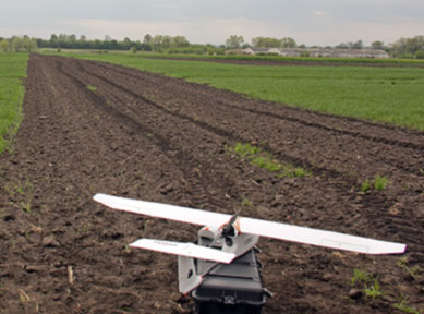 Drone.ua привлек инвестиции для производства беспилотников