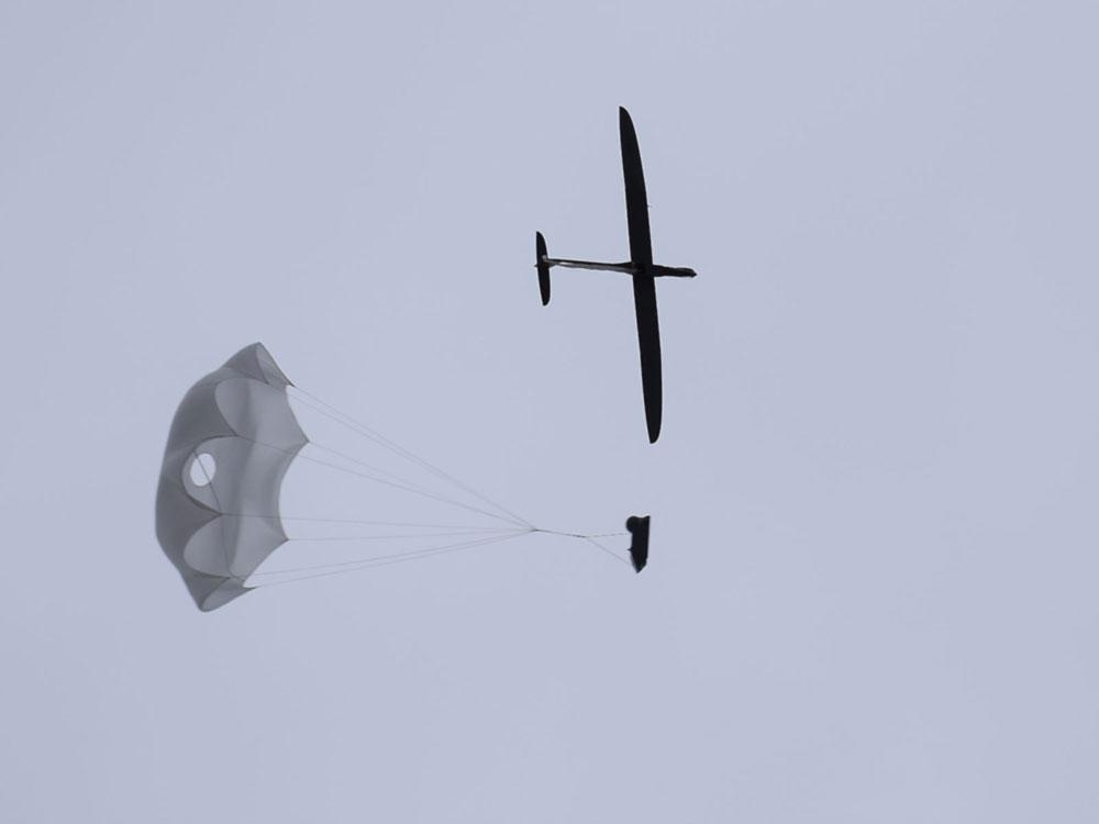 Завершены испытания  беспилотника «Fly Eye»