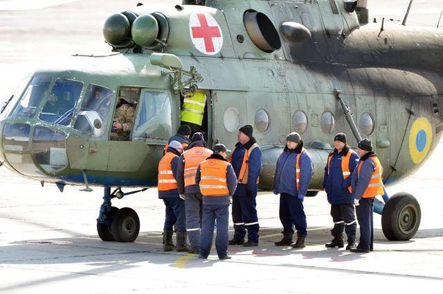 Сергей Криворотченко: когда начали подбивать вертолеты и самолеты, мы ездили на передовую, чтобы забрать их, и сами же восстанавливали