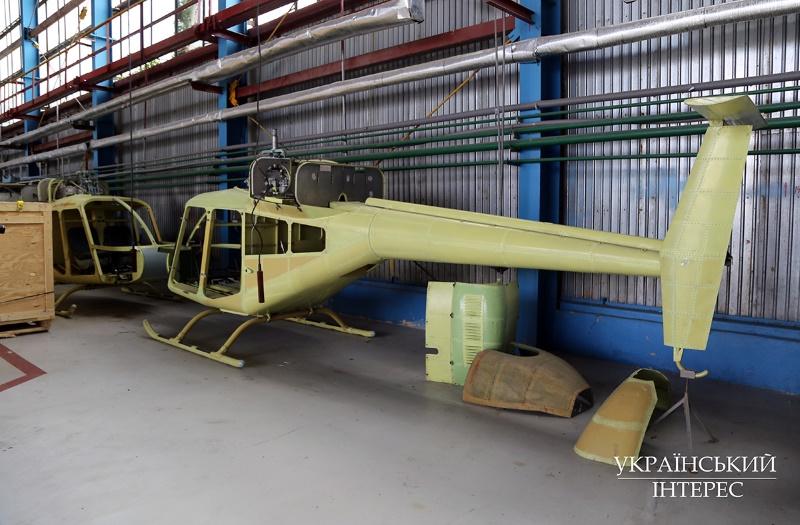 В ОПК ожидают госинвестиций на организацию в Украине серийного производства новых многоцелевых вертолетов КТ-112