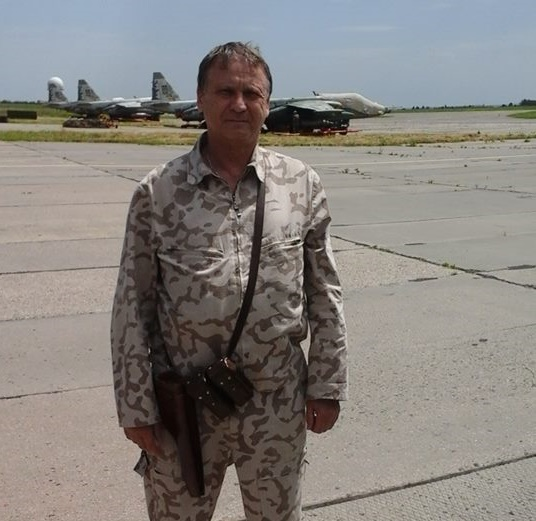 Воздушный ас Харисов: «Без авиации сражения не выиграть»