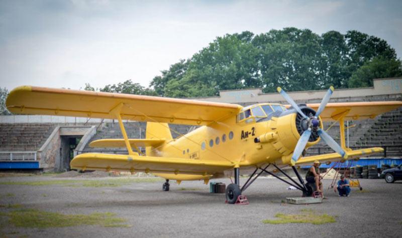 Арт-директор Porto Franko рассказал о репетиции с самолетом