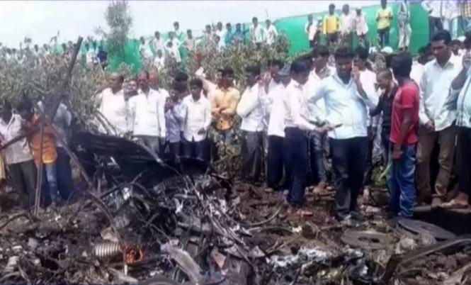 В Индии разбился уже восьмой истребитель Су-30МКИ