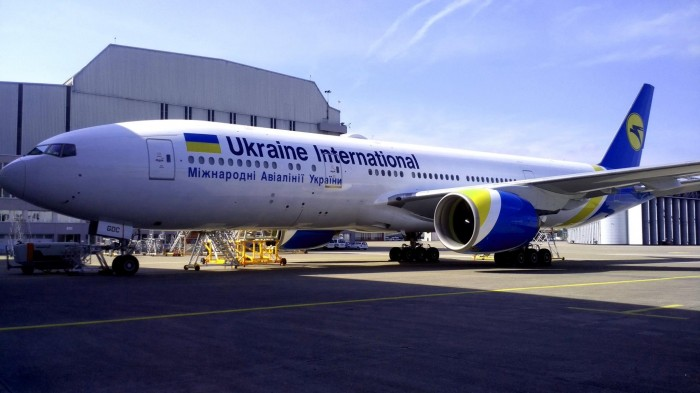 МАУ получила третий Boeing 777-200