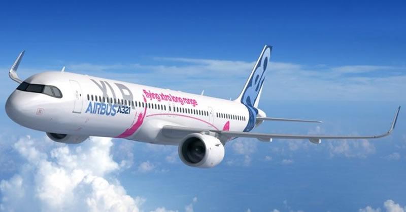 Wizz Air объявила о заказе 20 самолетов Airbus A321XLR