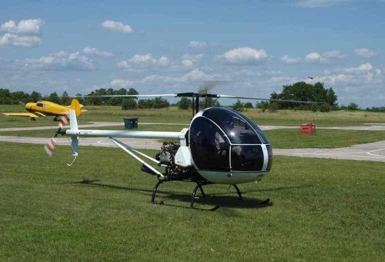 Прошли показательные испытания отечественного вертолета АК1-3