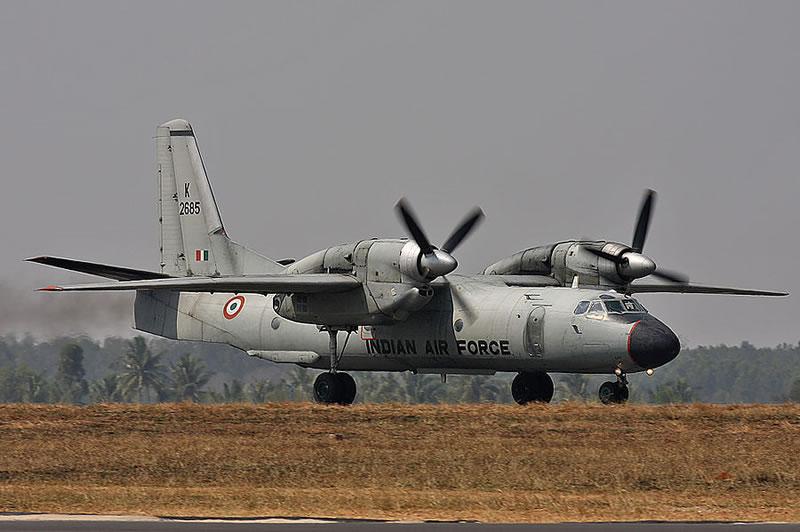В Индии нашли тела всех погибших в Ан-32