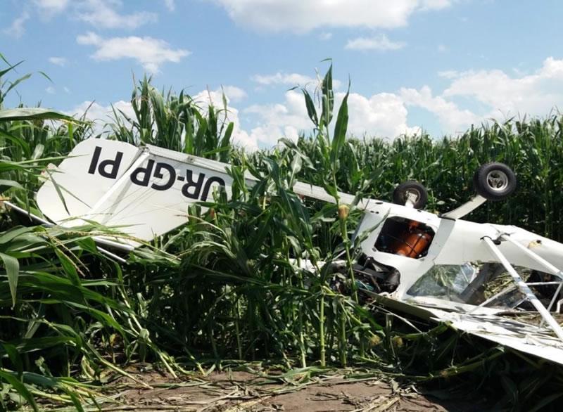 Опубликованы результаты расследования катастрофы Х-32 в Сумской области
