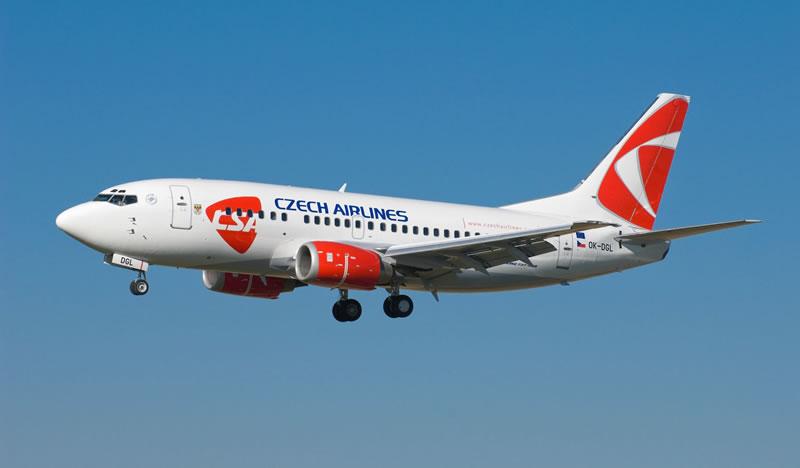 Из Одессы снова можно летать в Прагу