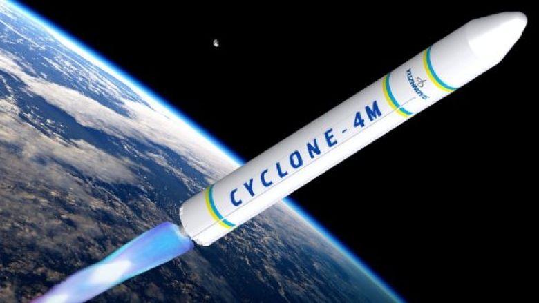 Запуск украинской ракеты «Циклон-4М» должен состояться в 2022 году