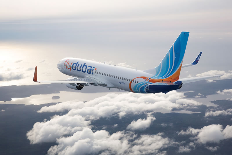 flydubai отмечает десятилетие полетов