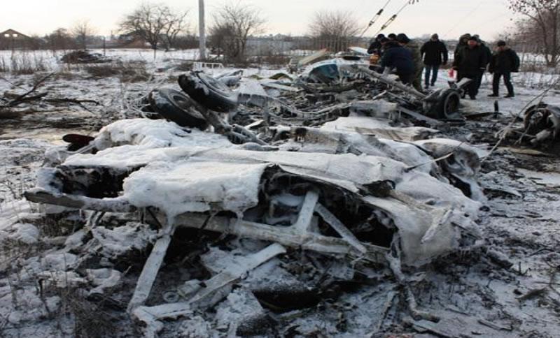 """Комиссия выяснила причины гибели Ми-8 компании """"Украинские Вертолеты"""""""