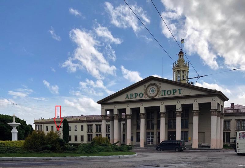 """Аэропорт """"Львов"""" начинает использовать старый терминал"""