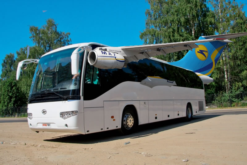 МАУ открывает автобусный маршрут