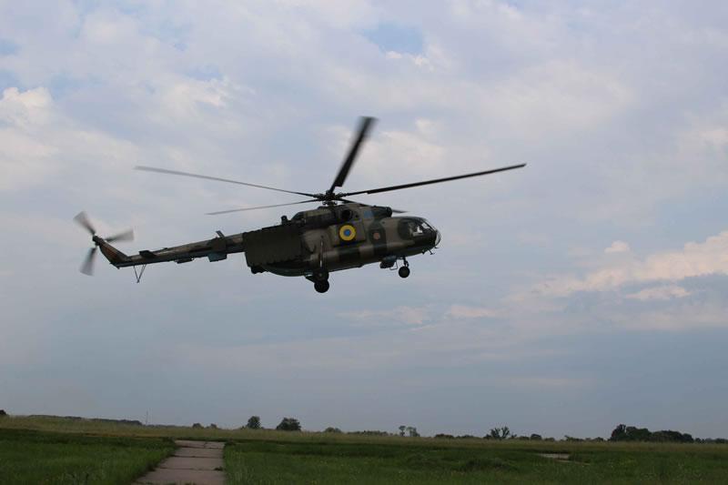 Курсанты- выпускники активно осваивают Ми-8