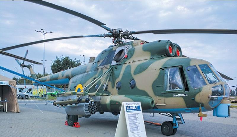 """""""Мотор Сич"""" планирует разработать тяжелый вертолет"""