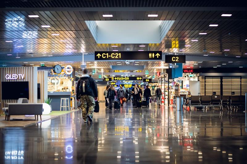 Латвия – среди европейских лидеров по росту числа авиапассажиров