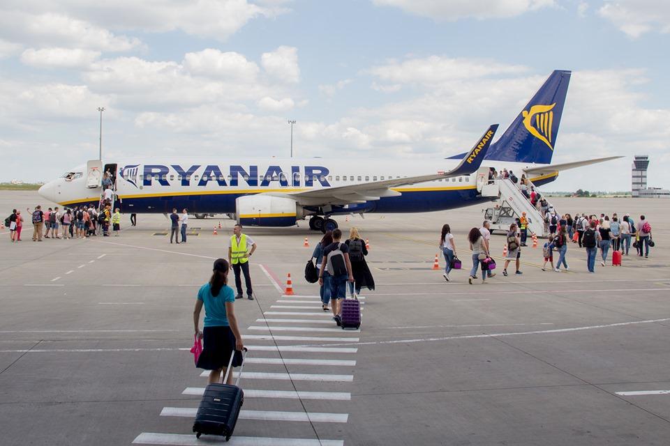 Ryanair будет обучать своих пилотов в Польше