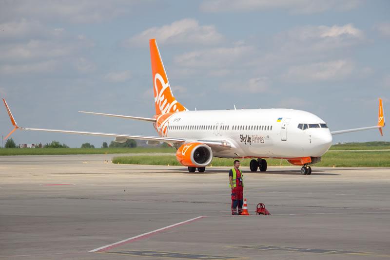 Авиакомпания SkyUp не будет летать в Индию