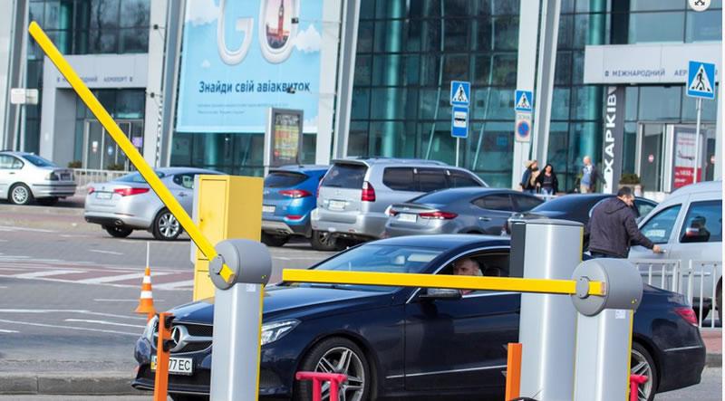 Харьков еще на один шаг ближе к Европе: в Международном аэропорту работает уникальная парковочная система