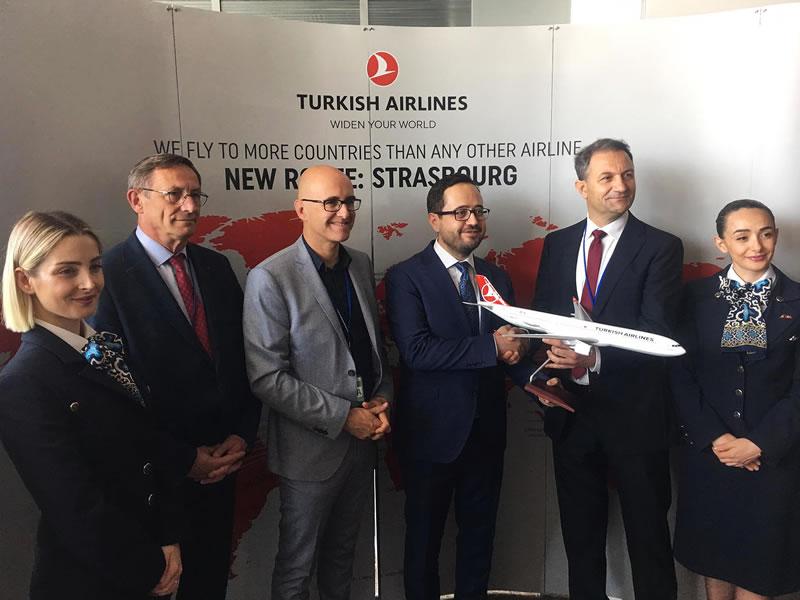 Авиакомпания Turkish Airlines добавила Страсбург к карте своих направлений во Франции
