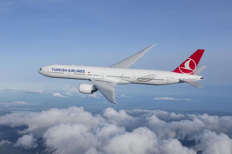 Turkish Airlines заняла лидирующую позицию в категории «Иностранная авиакомпания с рейсами в Украину»