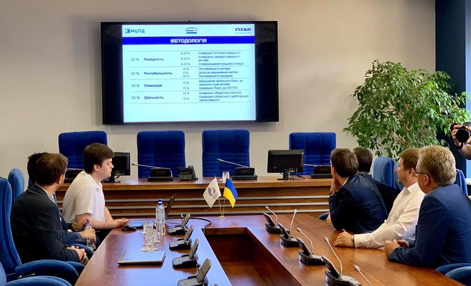 Украэрорух первый из 50 по показателям финансовой стабильности