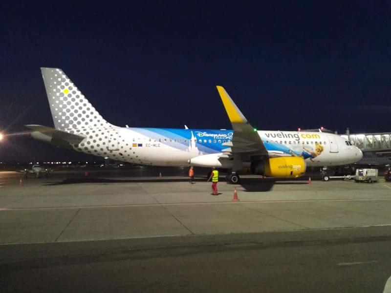 """Необычный самолет побывал в аэропорту """"Киев"""""""